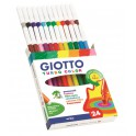 ROTULADOR GIOTTO TURBO COLOR24 COLORES