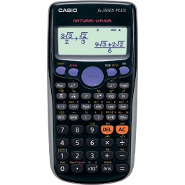 Calculadora Casio fx-350 ES PLUS