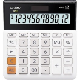 Calculadora Casio MH-12
