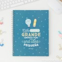 Libreta espiral A-4 Mr. Wonderful