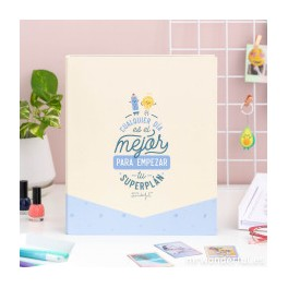 Carpeta archivadora Mr.wonderful